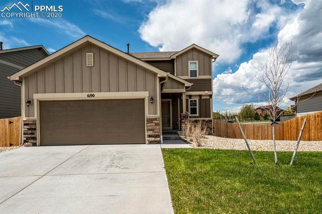 6190 Jorie Drive, Colorado Springs, CO 80927 (#7470781) :: Fisk Team, RE/MAX Properties, Inc.