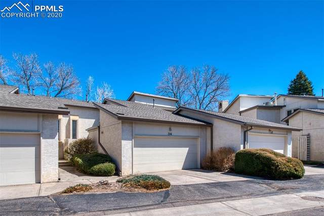 3330 Templeton Gap Road #34, Colorado Springs, CO 80907 (#7475427) :: 8z Real Estate