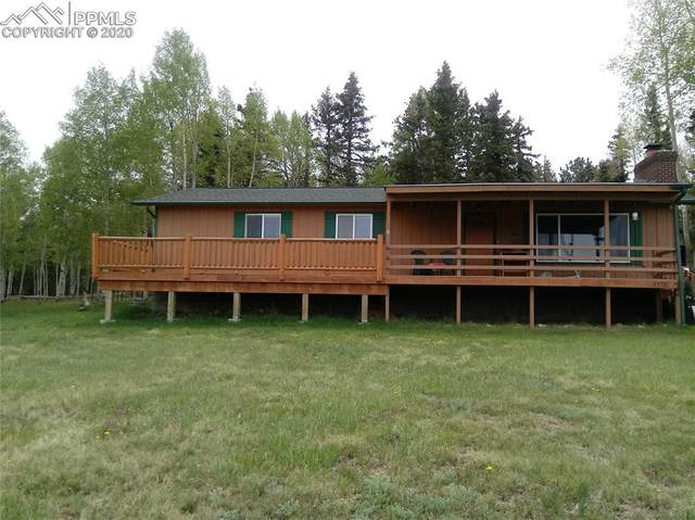3374 Twin Rocks Road, Florissant, CO 80816 (#7476016) :: Action Team Realty