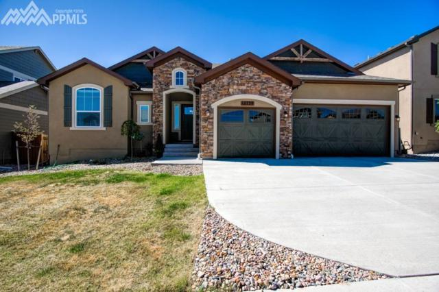 12739 Mt Oxford Place, Peyton, CO 80831 (#7476077) :: The Peak Properties Group