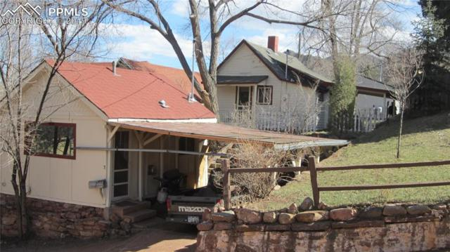 7 Ute Trail, Manitou Springs, CO 80829 (#7476340) :: Perfect Properties powered by HomeTrackR
