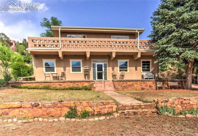 218 Beckers Lane, Manitou Springs, CO 80829 (#7477229) :: Colorado Home Finder Realty