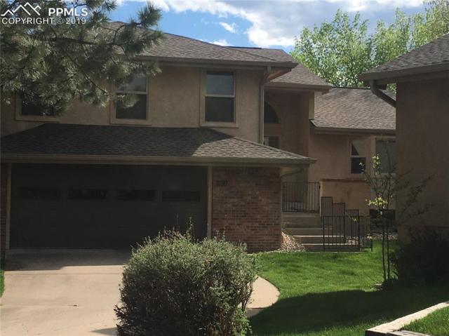 2176 Glenhill Road, Colorado Springs, CO 80906 (#7480640) :: The Peak Properties Group