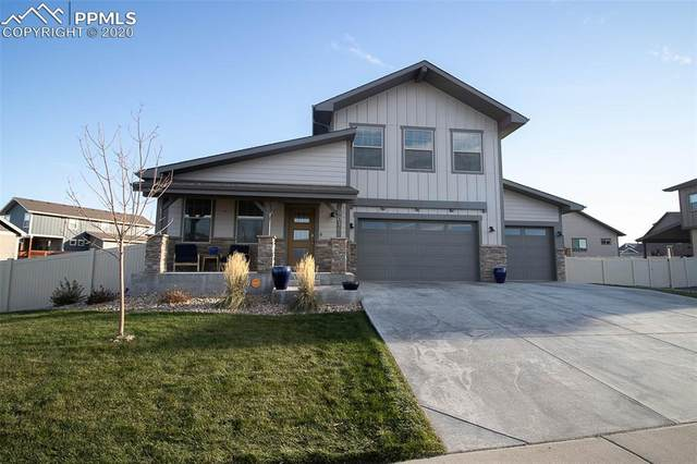 9016 18th Street, Greeley, CO 80634 (#7481509) :: The Kibler Group