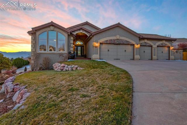4240 Saddle Rock Road, Colorado Springs, CO 80918 (#7481845) :: The Treasure Davis Team
