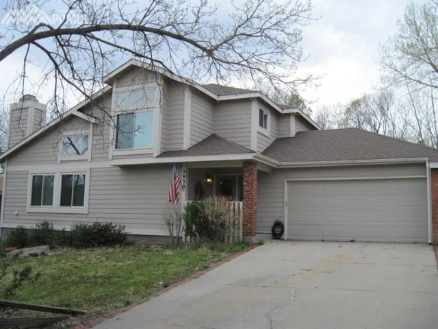 2930 Rolling Wood Loop, Colorado Springs, CO 80918 (#7484324) :: Group 46:10 Colorado Springs