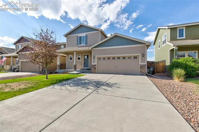 10424 Abrams Drive, Colorado Springs, CO 80925 (#7485531) :: Tommy Daly Home Team