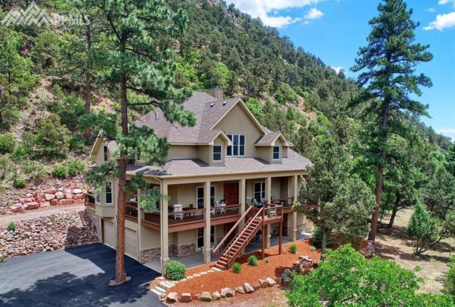114 N Kathy Lane, Colorado Springs, CO 80926 (#7490847) :: CENTURY 21 Curbow Realty