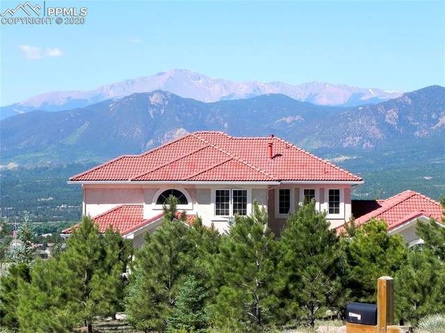 945 Rangely Drive, Colorado Springs, CO 80921 (#7491500) :: Tommy Daly Home Team