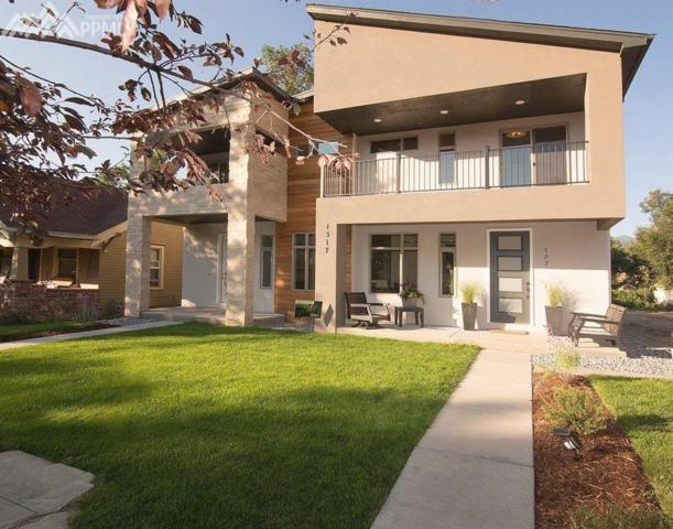 1317 W Colorado Avenue, Colorado Springs, CO 80904 (#7491547) :: 8z Real Estate