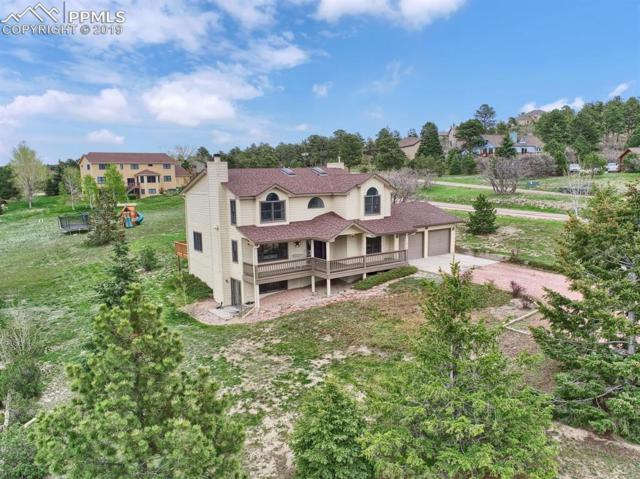 17615 New London Road, Monument, CO 80132 (#7493856) :: The Treasure Davis Team
