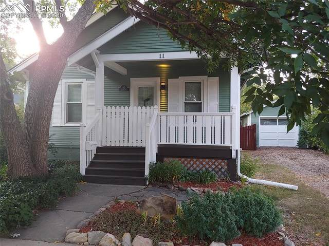 11 S 13th Street, Colorado Springs, CO 80904 (#7494228) :: Venterra Real Estate LLC