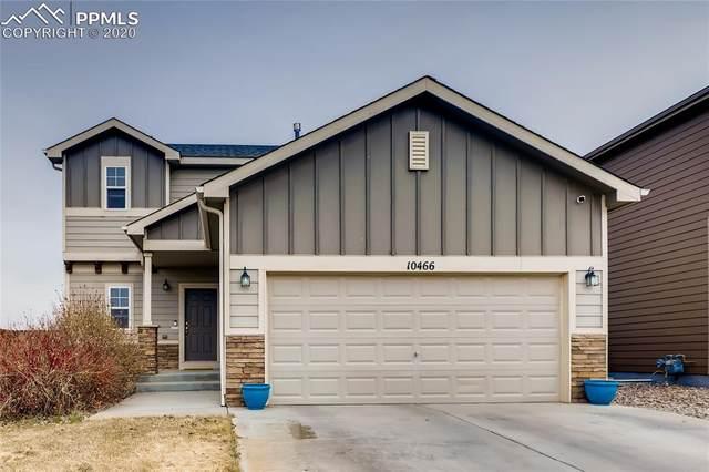 10466 Silver Stirrup Drive, Colorado Springs, CO 80925 (#7495717) :: Finch & Gable Real Estate Co.