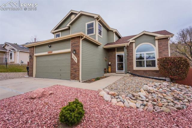 1814 Palm Drive, Colorado Springs, CO 80918 (#7496653) :: The Peak Properties Group