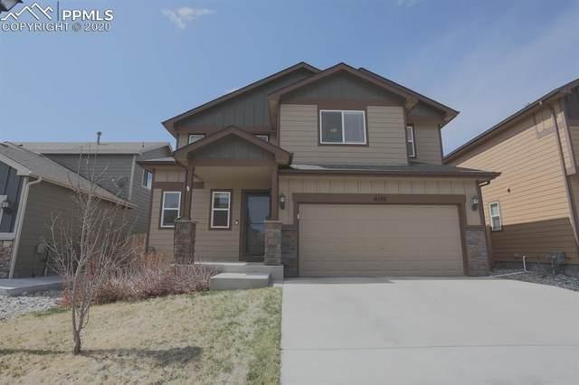 6148 Wood Bison Trail, Colorado Springs, CO 80925 (#7502976) :: Colorado Home Finder Realty