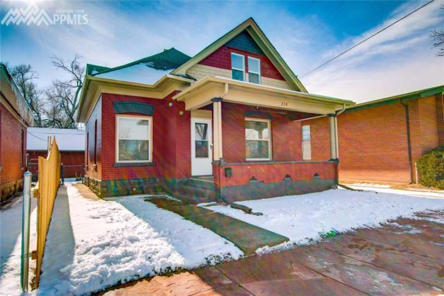 218 W Evans Avenue, Pueblo, CO 81004 (#7503343) :: The Treasure Davis Team