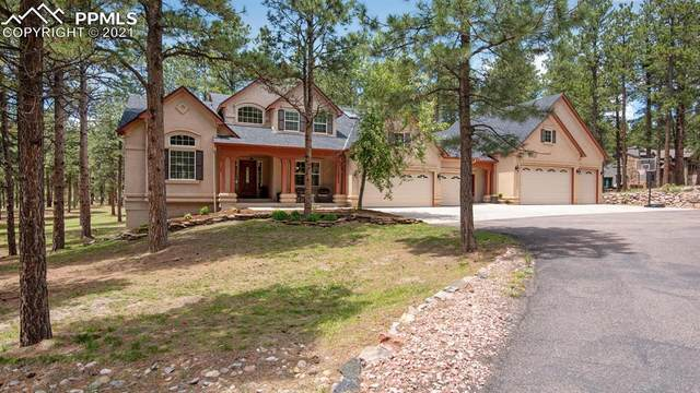 15820 Winding Trail Road, Colorado Springs, CO 80908 (#7504569) :: Action Team Realty
