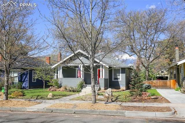 1224 N Corona Street, Colorado Springs, CO 80903 (#7504920) :: Venterra Real Estate LLC