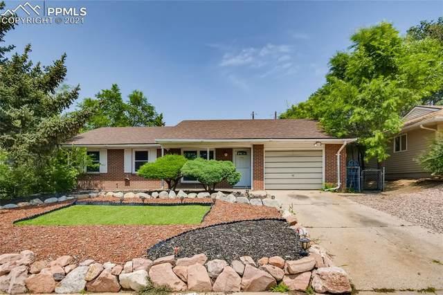 2808 Garland Terrace, Colorado Springs, CO 80910 (#7505097) :: The Dixon Group