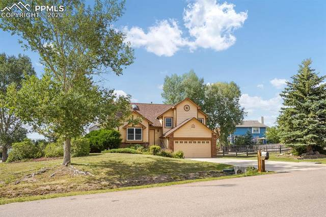 320 Rangely Drive, Colorado Springs, CO 80921 (#7505608) :: Tommy Daly Home Team