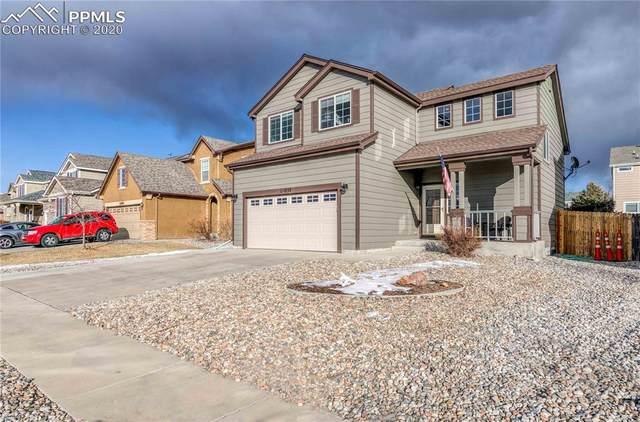 1835 Capital Drive, Colorado Springs, CO 80951 (#7507095) :: The Treasure Davis Team