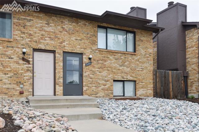 330 Mount View Lane, Colorado Springs, CO 80907 (#7507152) :: 8z Real Estate