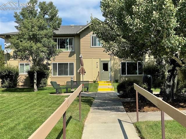 380 Paradise Circle B4, Woodland Park, CO 80863 (#7508290) :: Springs Home Team @ Keller Williams Partners