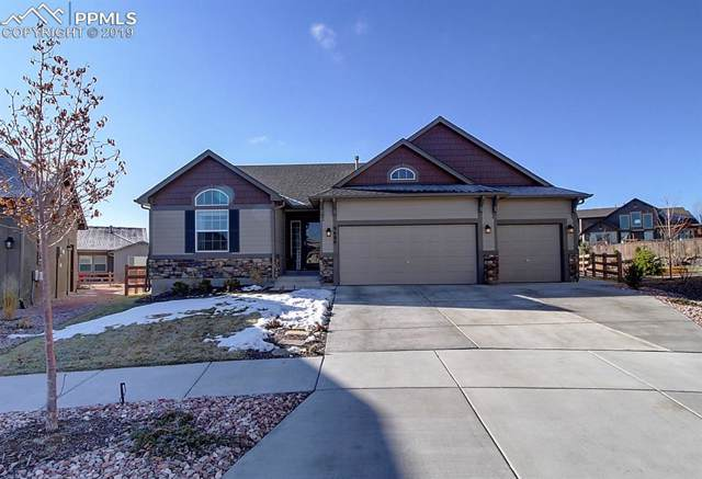 9680 Tutt Boulevard, Colorado Springs, CO 80924 (#7509721) :: The Treasure Davis Team