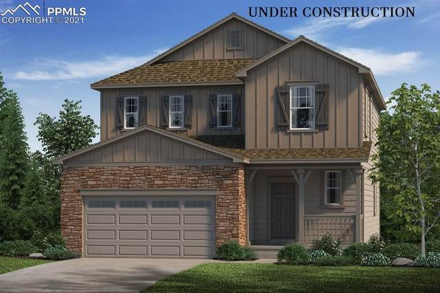 6271 Long Branch Drive, Parker, CO 80134 (#7509887) :: Fisk Team, eXp Realty