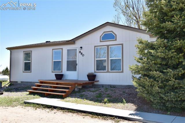 880 Quail Drive, Colorado Springs, CO 80930 (#7509993) :: The Dixon Group