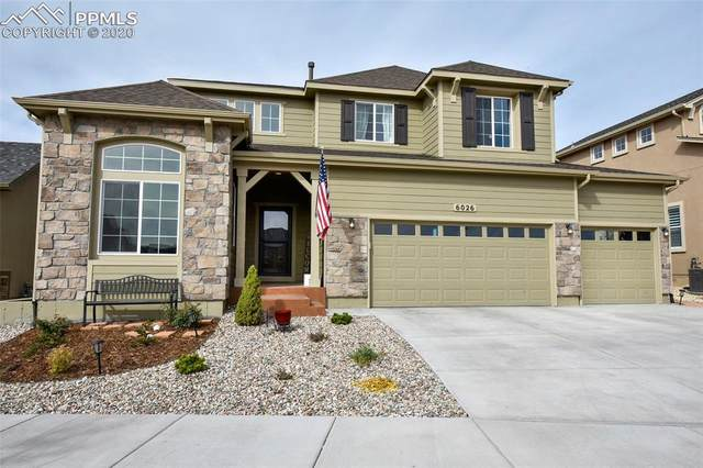 6026 Griffin Drive, Colorado Springs, CO 80924 (#7511926) :: The Treasure Davis Team