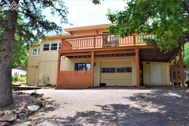 902 High Road, Manitou Springs, CO 80829 (#7512355) :: Action Team Realty