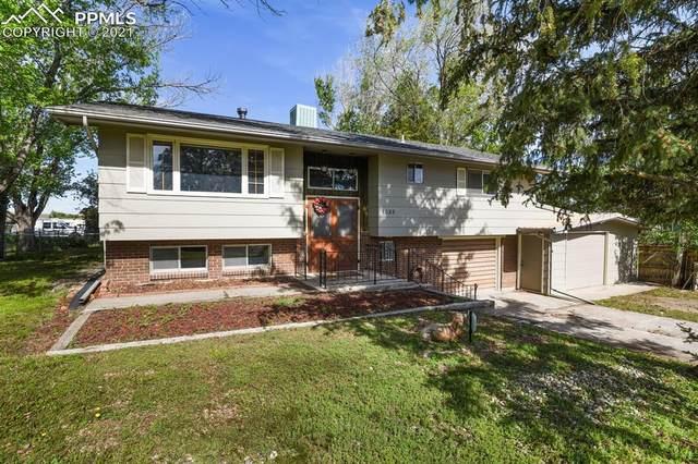 1023 Denver Street, Calhan, CO 80808 (#7512465) :: Compass Colorado Realty