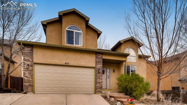 477 Gold Claim Terrace, Colorado Springs, CO 80905 (#7513171) :: The Kibler Group