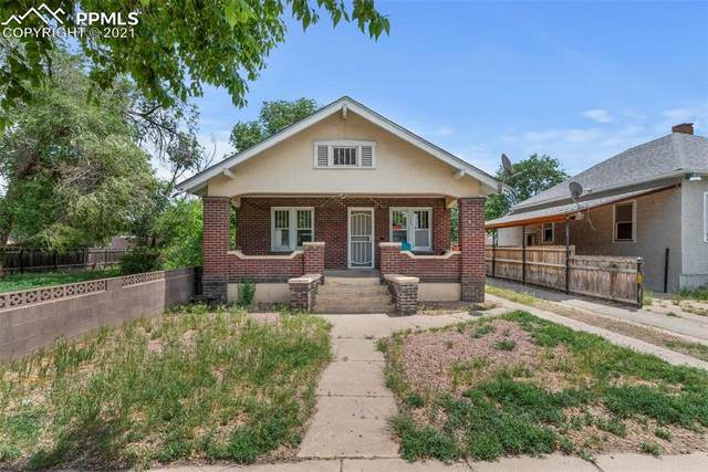 1722 E Evans Avenue, Pueblo, CO 81004 (#7513323) :: Dream Big Home Team   Keller Williams
