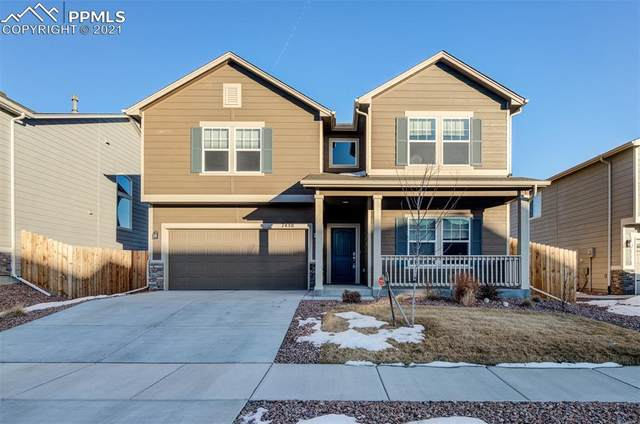 7438 Cat Tail Creek Drive, Colorado Springs, CO 80923 (#7514608) :: Action Team Realty