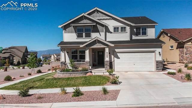 9106 Sunstone Drive, Colorado Springs, CO 80924 (#7516156) :: CC Signature Group