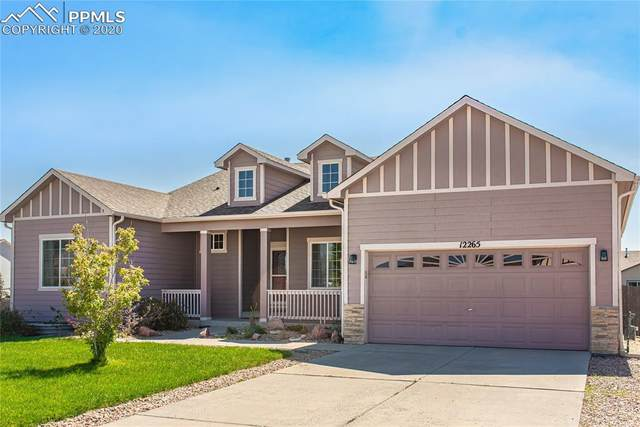 12265 Crystal Downs Road, Peyton, CO 80831 (#7520888) :: Finch & Gable Real Estate Co.