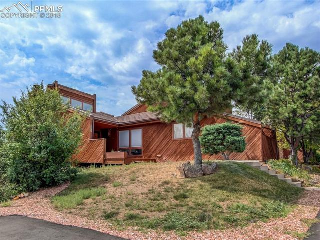 4500 Sentinel Rock, Larkspur, CO 80118 (#7520998) :: 8z Real Estate