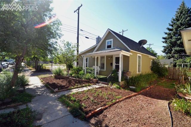 215 E Madison Street, Colorado Springs, CO 80907 (#7522651) :: Jason Daniels & Associates at RE/MAX Millennium