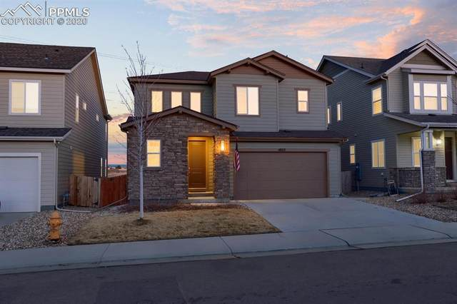 4053 Trail Stone Circle, Castle Rock, CO 80108 (#7524863) :: Compass Colorado Realty