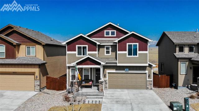 9922 Silver Stirrup Drive, Colorado Springs, CO 80925 (#7527779) :: Action Team Realty