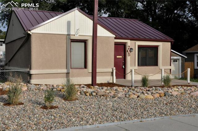 205 Bonfoy Avenue, Colorado Springs, CO 80909 (#7529529) :: The Treasure Davis Team
