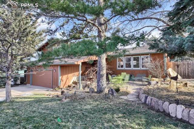 323 Sutherland Place, Manitou Springs, CO 80829 (#7533387) :: CC Signature Group