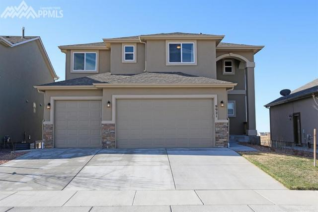 9921 Golf Crest Drive, Peyton, CO 80831 (#7533487) :: The Treasure Davis Team
