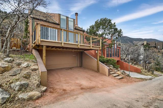 823 Chipeta Road, Manitou Springs, CO 80829 (#7535552) :: Action Team Realty