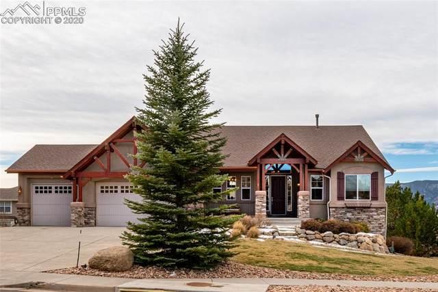 491 Venison Creek Drive, Monument, CO 80132 (#7536190) :: Fisk Team, RE/MAX Properties, Inc.