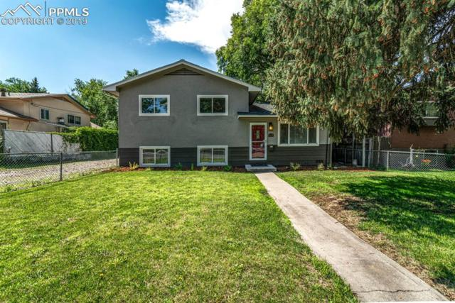 813 2ND Street, Colorado Springs, CO 80907 (#7538375) :: The Peak Properties Group