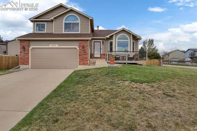 8590 Chancellor Drive, Colorado Springs, CO 80920 (#7538431) :: Tommy Daly Home Team