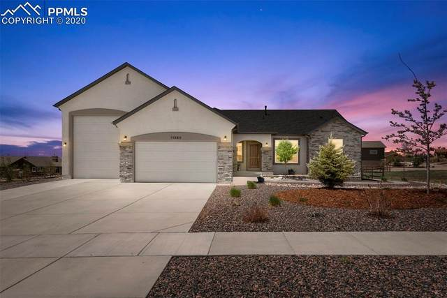 11280 Pyramid Peak Drive, Peyton, CO 80831 (#7538471) :: Tommy Daly Home Team
